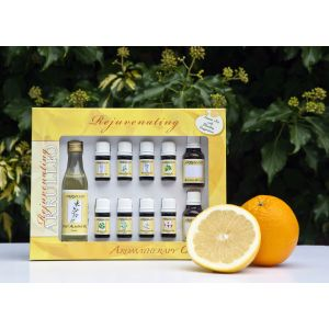 Rejuvenating Aromatherapy Kit