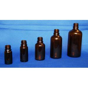 25ml Dropper Bottle (Amber)