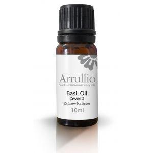 Basil Oil (Sweet)